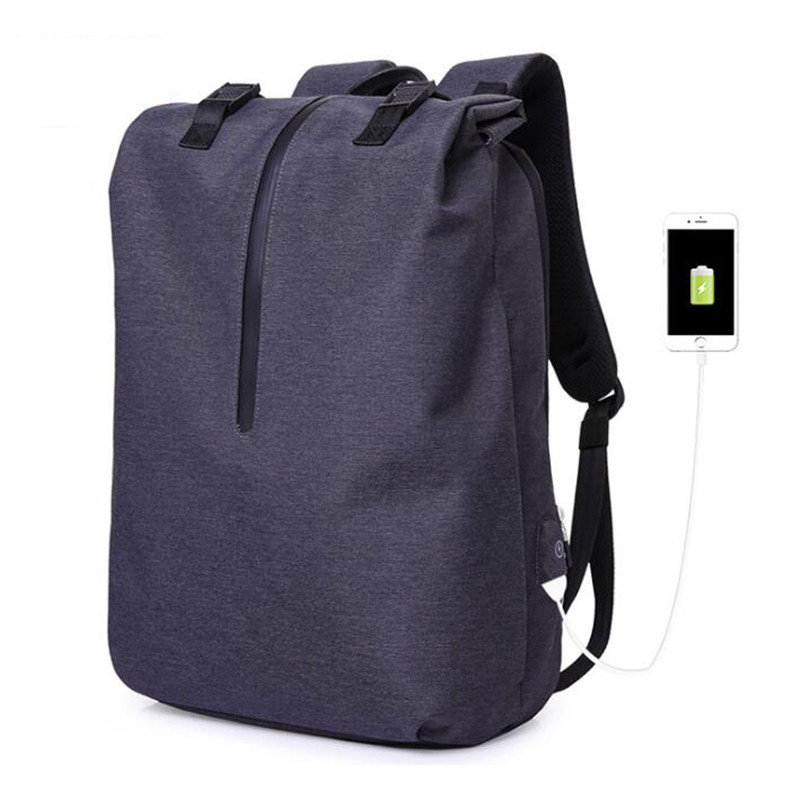 Fashion Brand Multifunction USB Charging Laptop Bag Anti Theft Backpacks 15.6 inch Men Backpack Schoolbag Travel Backpack M825