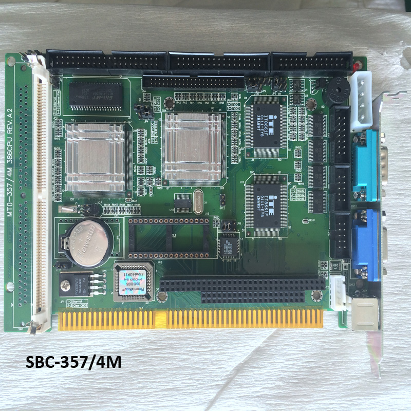 Image 5 - SBC 357/4M is an all in one single board computer motherboard with an onboard flat panel-in Industrial Computer & Accessories from Computer & Office