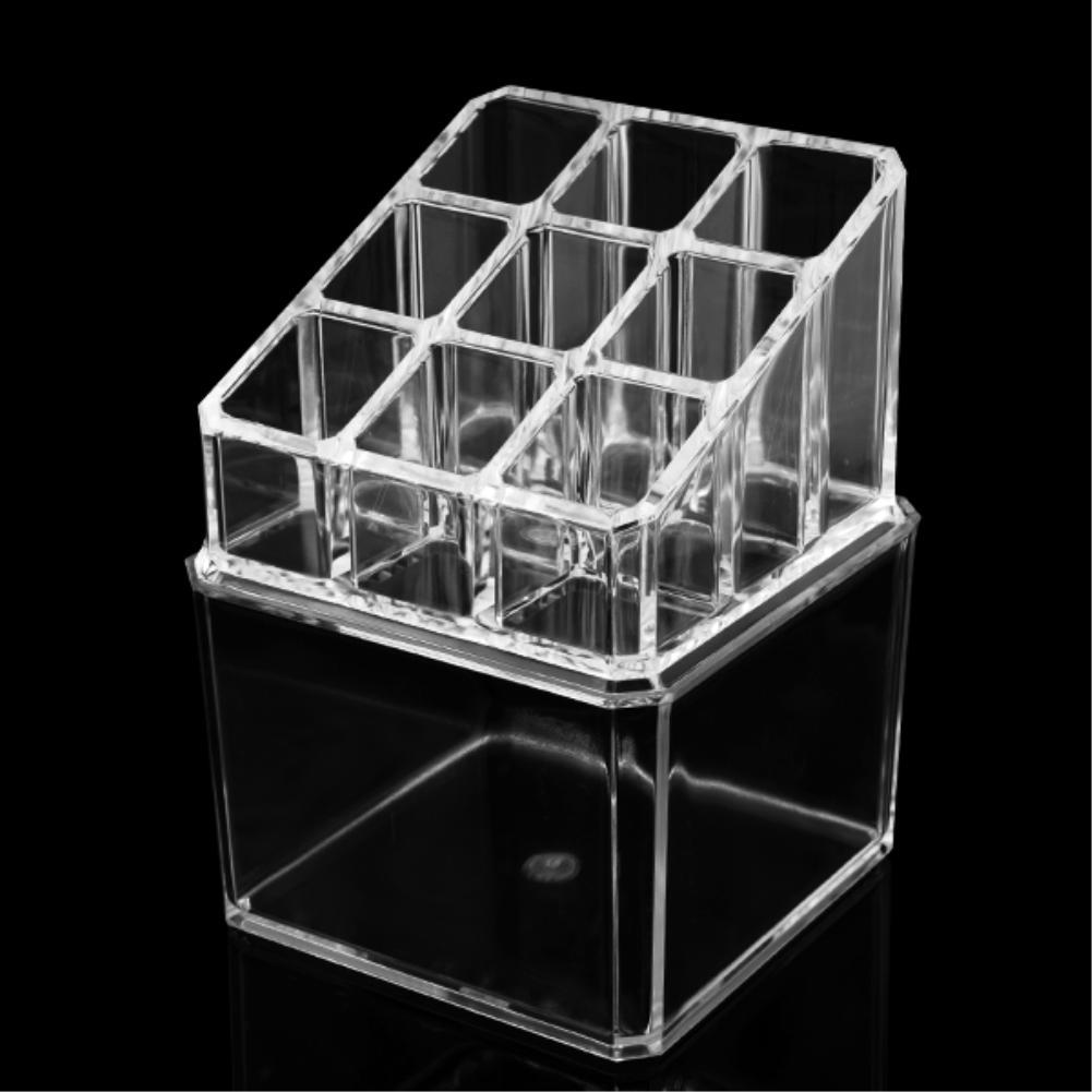 Cheap Sale Acrylic Makeup Organizer Clear Makeup Case Dawers Cosmetic Organizer Jewelry Storage Acrylic Cabinet Box EQC351