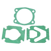 Big deal 3 in 1 Air Compressor Cylinder Head Base Valve Plate Sealing Gasket(China)