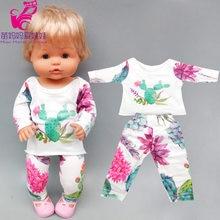 Reborn bébé poupée vêtements 35cm pantalon pour 38cm Nenuco Ropa Y Su Hermanita poupée tenue