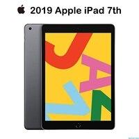 Nueva manzana-IPad 2019 de 7. ª generación, 10,2 pulgadas, Wi-Fi, 128GB, gris espacial (modelo anterior), A10, Chip Fusion