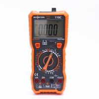 RICHMETERS 118C 20A Digital Multimeter 6000 Counts NCV HFE True RMS 100mF capacitance Magnet AC/DC Voltage Current Temperature