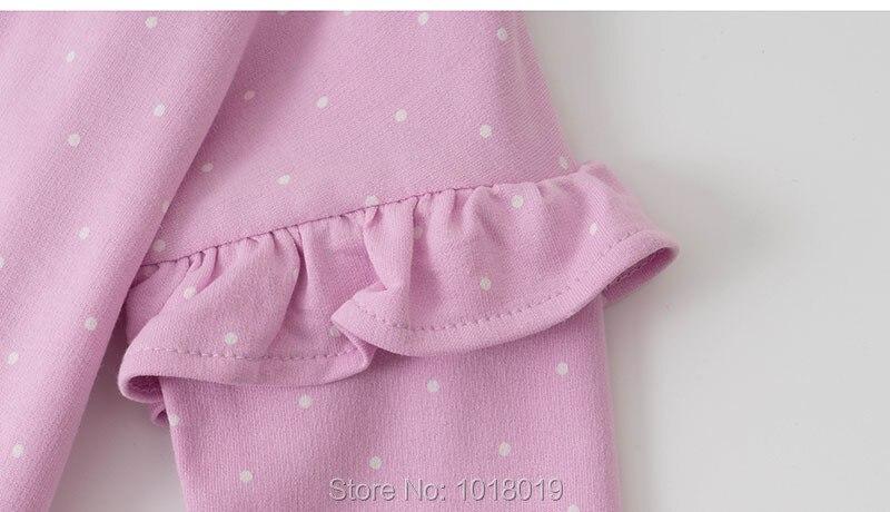 Ha0013b624288449fa72d8b68f1cf33460 Bebe Girls s Fleeces Sweatshirt 100% Terry Cotton Sweater Children t shirt Kids Hoodies Blouses Baby Girl Clothes Dots Flower