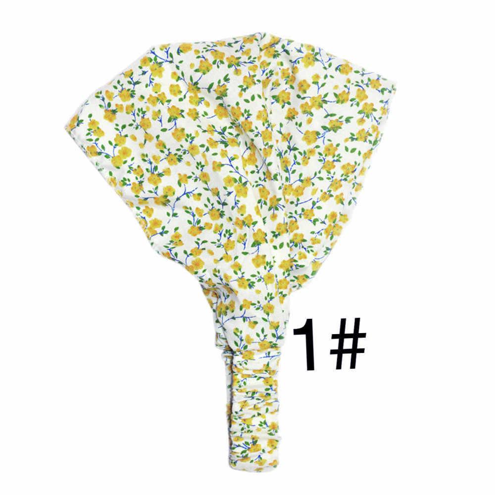 Musim Semi Musim Panas Musim Gugur Bayi Topi Katun untuk Anak Laki-laki dan Perempuan Anak-anak Topi Bando Balita Anak Hiasan Kepala Topi Bayi Baru Lahir Kepala Syal Aksesoris