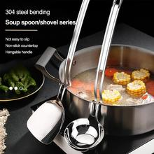 S shaped Kitchen Spatula Stainless Steel Cake Shovel Cooking Tools Kitchen Cooking Utensils Barbecue set Kitchen Cookware