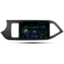4G LTE Android 10.1 For KIA PICANTO Morning 2011 2012 2013 2014  Multimedia Stereo Car DVD Player Navigation GPS Radio