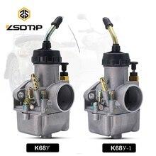 ZSDTRP 1Pair Carburatore k68y PEKAR Coppia URAL 650 DNEPR MT Russo Moto