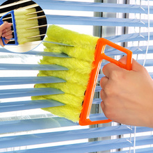 Multifunction Microfibre Venetian Blind Cleaner Brush Air Conditioner Duster Household Home Tools Window Cleaning