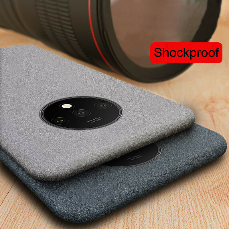YISAHNGOU Luxury <font><b>Slim</b></font> Sandstone Matte Soft Phone <font><b>Case</b></font> For <font><b>Oneplus</b></font> 7T 7 Pro 7T 7 6 6T 5 <font><b>5T</b></font> 3T 3 Soft TPU Silicone Cover Fundas image