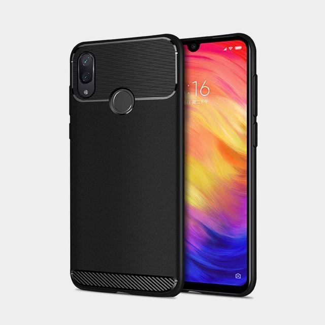 Para Xiaomi Redmi Nota 7 Pro mate Silicae caso para Redmi ir K20 Pro 7 7A para Xiaomi 9 9t Pro de cubierta suave