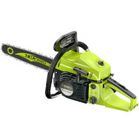 58cc 2200W 550ML multi function portable two stroke air cooled gasoline chain saw, logging saw, wood cutting, hand start