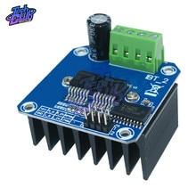 цена на Double BTS7960 B BTS7960B 43A H-Bridge high power Motor Driver Module Board High-power  For Arduino MCU 5.5V Smart Car