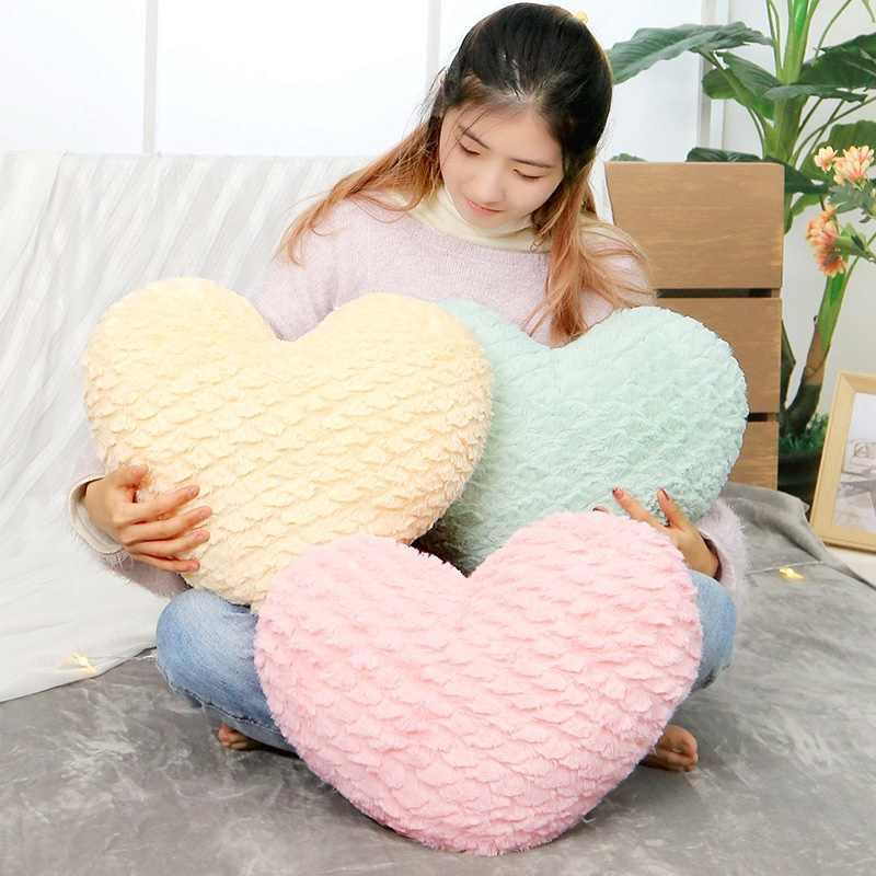 حار تاج وسائد فخمة محشوة الملونة لينة القلب مربع مستطيل الشكل رمي وسادة الطفل الاطفال هدية الفتيات غرفة الديكور