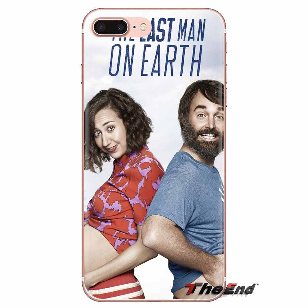 The,Last Man On Earth Season 3 For Huawei Honor 7X V10 6C V9 6A Play 9 Mate 10 Pro Y7 Y5 P8 P10 Lite Plus GR5 2017 Phone Housing