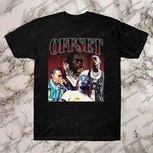 Camisa deslocada camisa hip hop camisa rap vintage 90 s retro 90 camisa