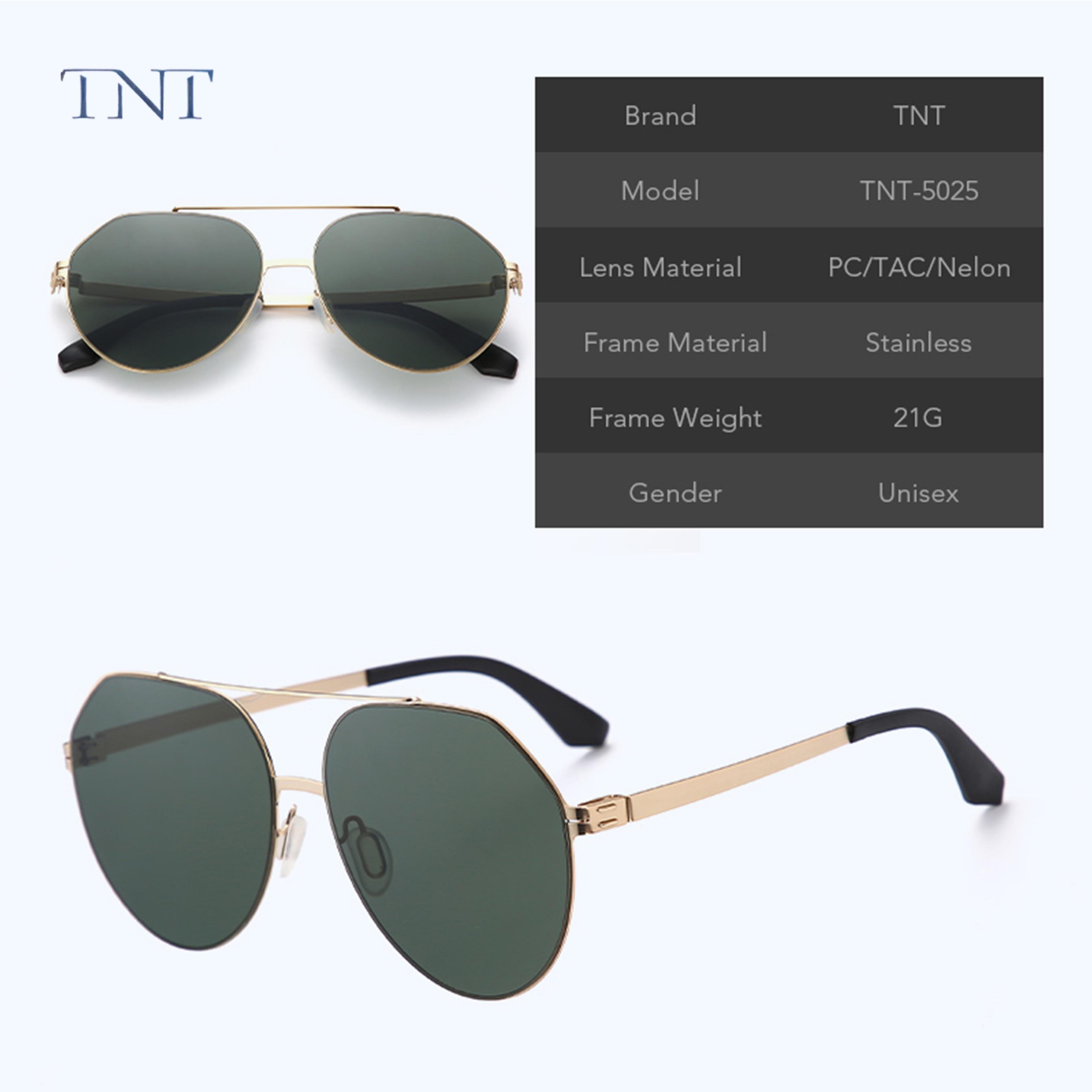 Солнцезащитные очки tnt классические для мужчин и женщин авиаторы