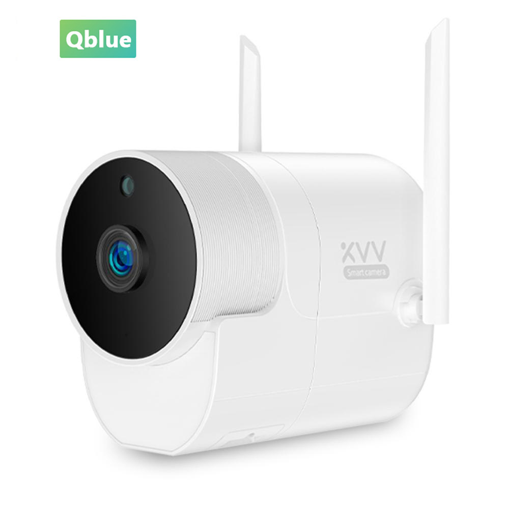 Xiaomi Xiaovv Outdoor Panoramic Camera Surveillance camera Wireless WIFI High-definition Night vision With Mijia APP