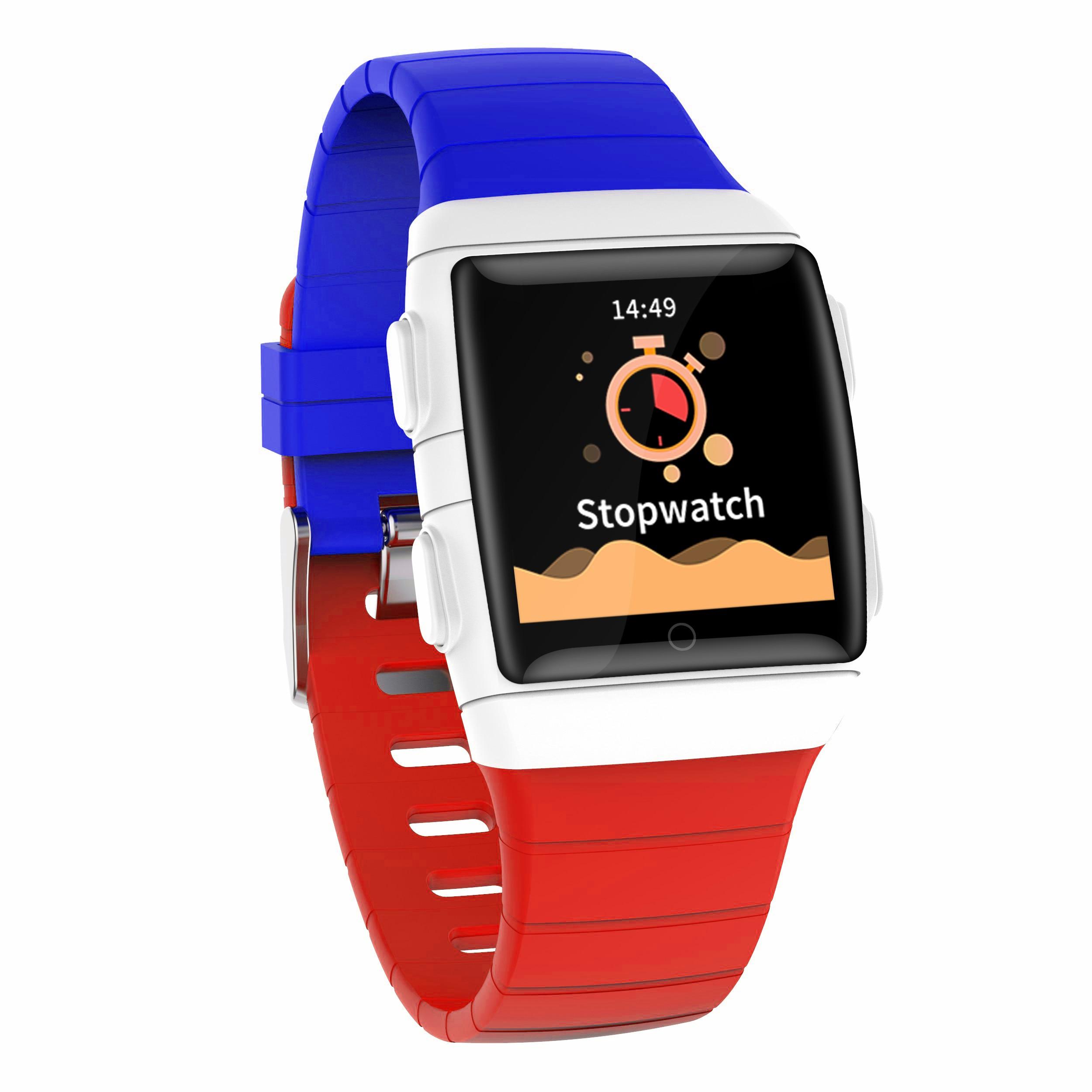 Nouvelle montre intelligente hommes Bracelet moniteur de fréquence cardiaque Smartwatch femmes Bracelet natation étanche mode longue veille Bracelet intelligent
