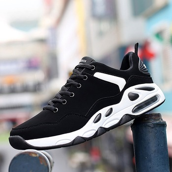 Fashion brand men shoes air cushion casual shoes men low to help increase soft bottom shoes men sneakers wear basketball shoes