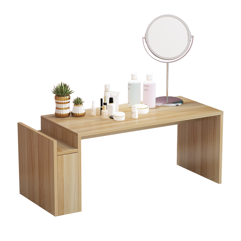 Simple small long table low table modern floating window table Japanese tatami tea table lazy computer bed table