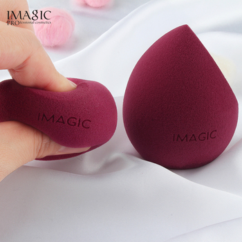 IMAGIC Makeup Sponge Professional Cosmetic Puff For Foundation Concealer Cream Make Up Soft Water Sponge Puff Wholesale 3