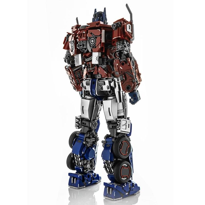 Transformer TE01 alloy reprint primary color Column Commander MP Series G1 toy