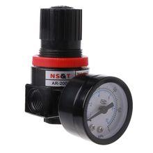 цена на AR2000 Air Control Pressure Gauge Compressor Relief Regulator Regulating Valve
