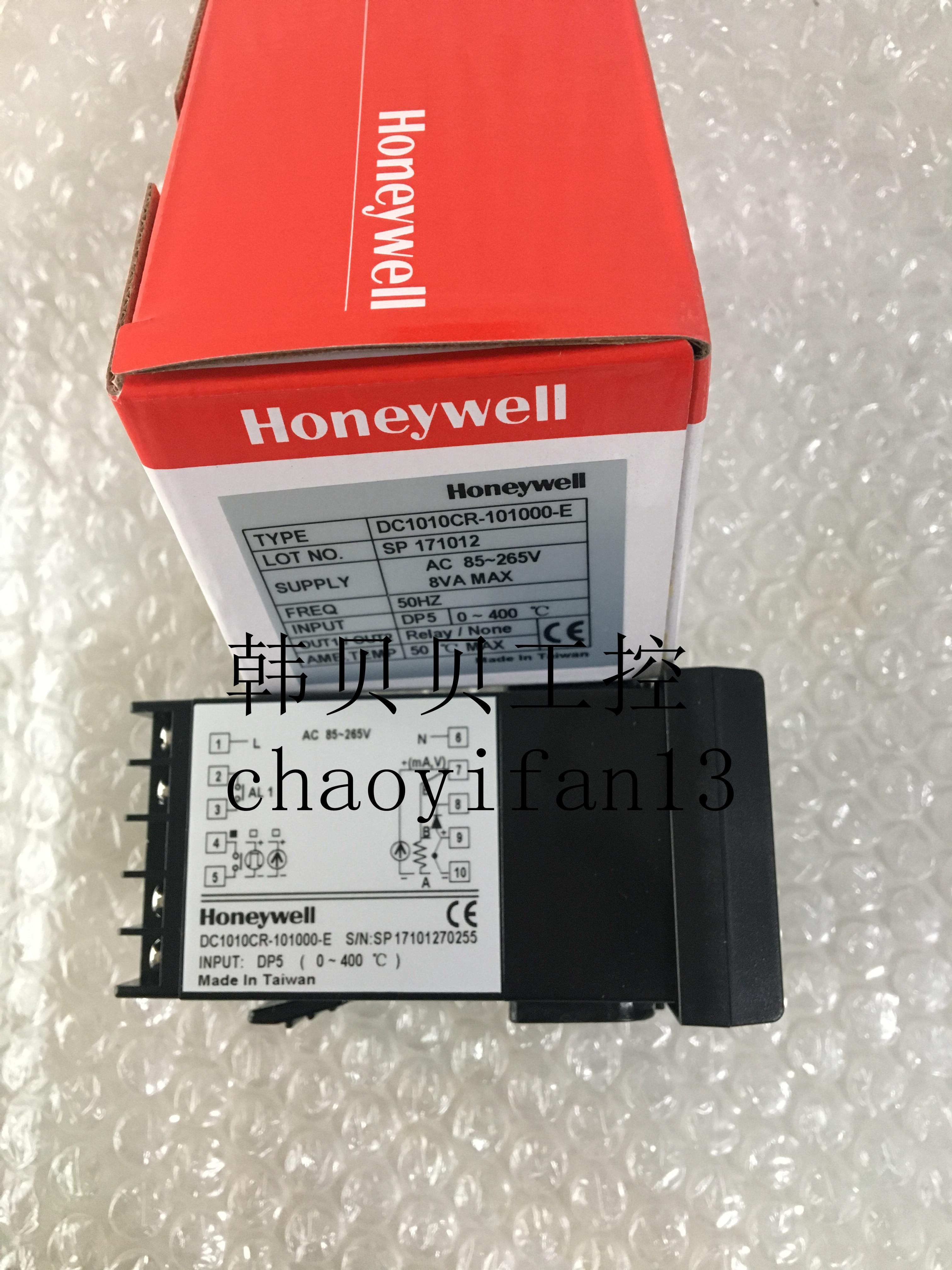 1PC HONEYWELL temperature controller DC1010CT-101000-E