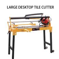 Grande área de trabalho cortador telha elétrica 45 graus chanfradura máquina de corte de mármore entalhado borda waterjet|Máquina EDM p/ fios| |  -
