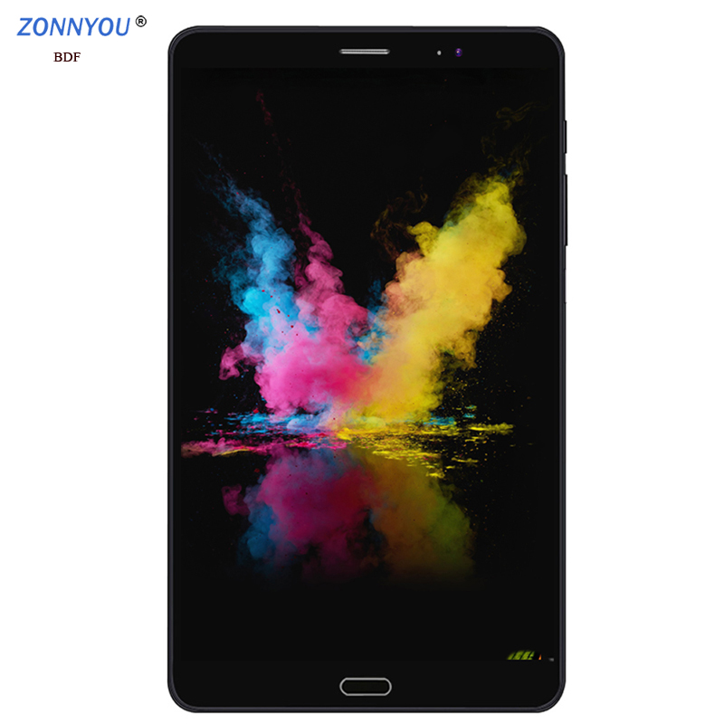 New 8 Inch 4G Phone Call Tablets Android 7.0 Octa Core 4G+64G Tablet 3G 4G LTE Dual SIM Card Laptop WiFi GPS Bluetooth Tab PC