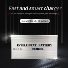 NIU – chargeur rapide, 60V, 5a, 10a, 15a, NQi, NQis N1, N1S, accessoires de Modification