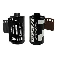 18 Pieces/ Roll 35MM Color Print Film ISO SO200 Type-135 Mini Photo Film For 135