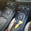 Für Land Rover Range Rover Evoque Selbst Klebstoff Auto Aufkleber Carbon Faser Vinyl Auto aufkleber und Abziehbilder Auto Styling Zubehör-in Autoaufkleber aus Kraftfahrzeuge und Motorräder bei