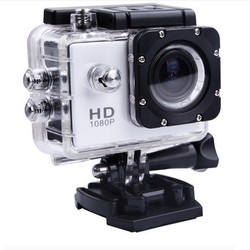 Waterproof motion camera 1080P High Definition Camera DV diving camera can be used as driving recorder action camera
