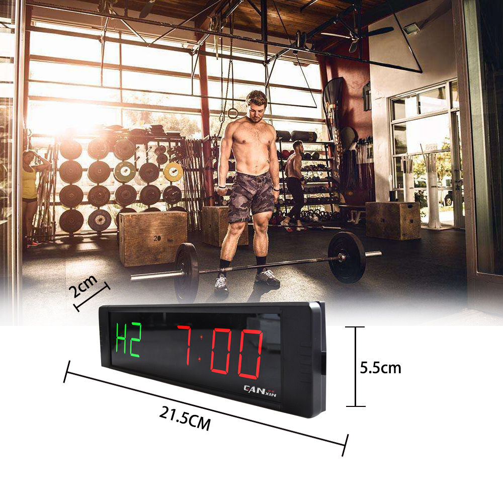 Ganxin New Product Programmable fitness timer