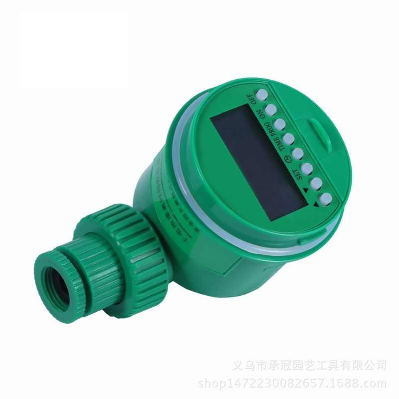 Taman Otomatis Smart Penyiraman Timer Ball Valve Rumah Irigasi Timer Controller Sistem Multifungsi Selang Sprinkler