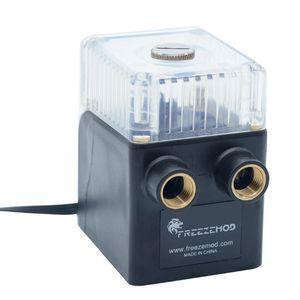 Image 2 - MTB 300 12V DC שקט במיוחד מים משאבת משאבת טנק עבור מחשב מעבד נוזל קירור מים מחשב קירור מערכת