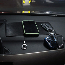 Anti-Slip Mat Car Dashboard Sticky-Gel-Pad Interior-Decoration Phone Car-Styling 1PC