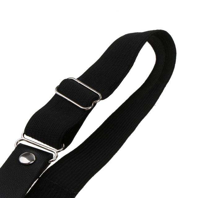 2x Frauen Bein Harness Elastische Strumpfband Riemen Oberschenkel Ring