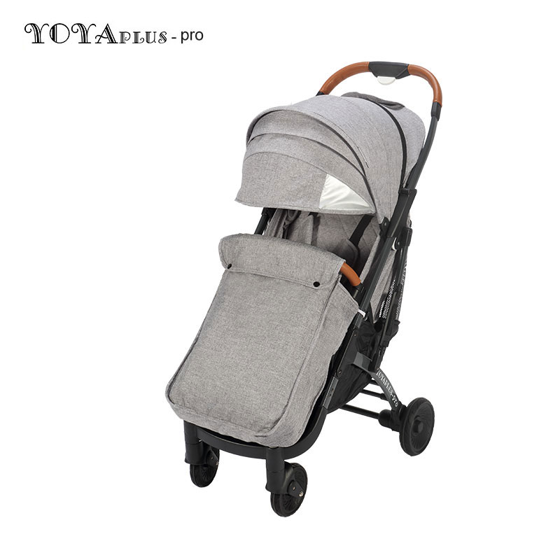 YOYAPLUS pro Baby Stroller Travel With Footcover For Winter