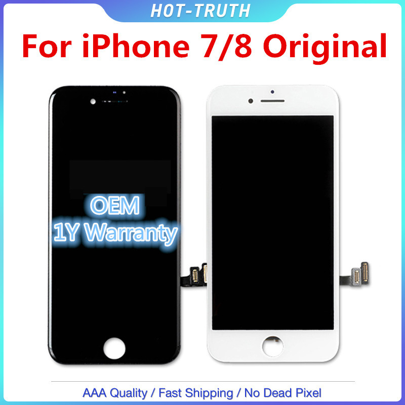 OEM Quality Original Touch Screen For iPhone 6S 7G 7P 8G 8P LCD Display Digitizer Aseembly image