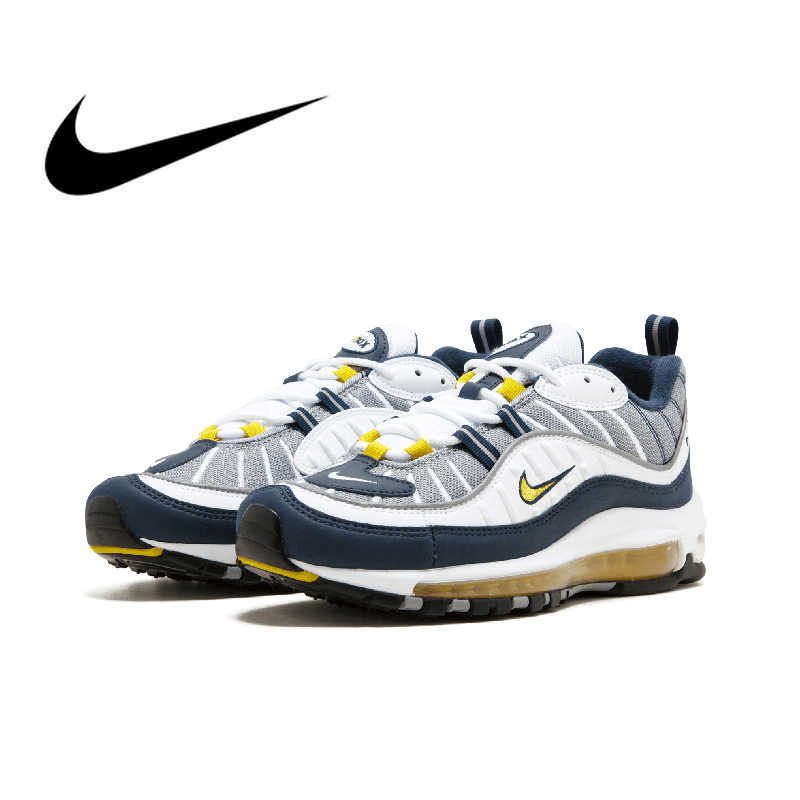 NIKE Original Air Max 98 Men's Running Shoes New Arrival