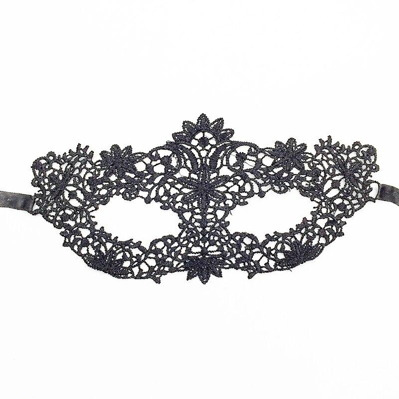 Сексуальная кружевная маска женский глаз карнавальный на Хэллоуин Вечерние Маски Маска в масках мяч маска для косплея венецианские костюмы Карнавал Половина лица маска