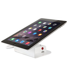 цена на Tablet Anti-theft Display Stand with Security Alarm and Charging Function for Exhibition Halls Shop