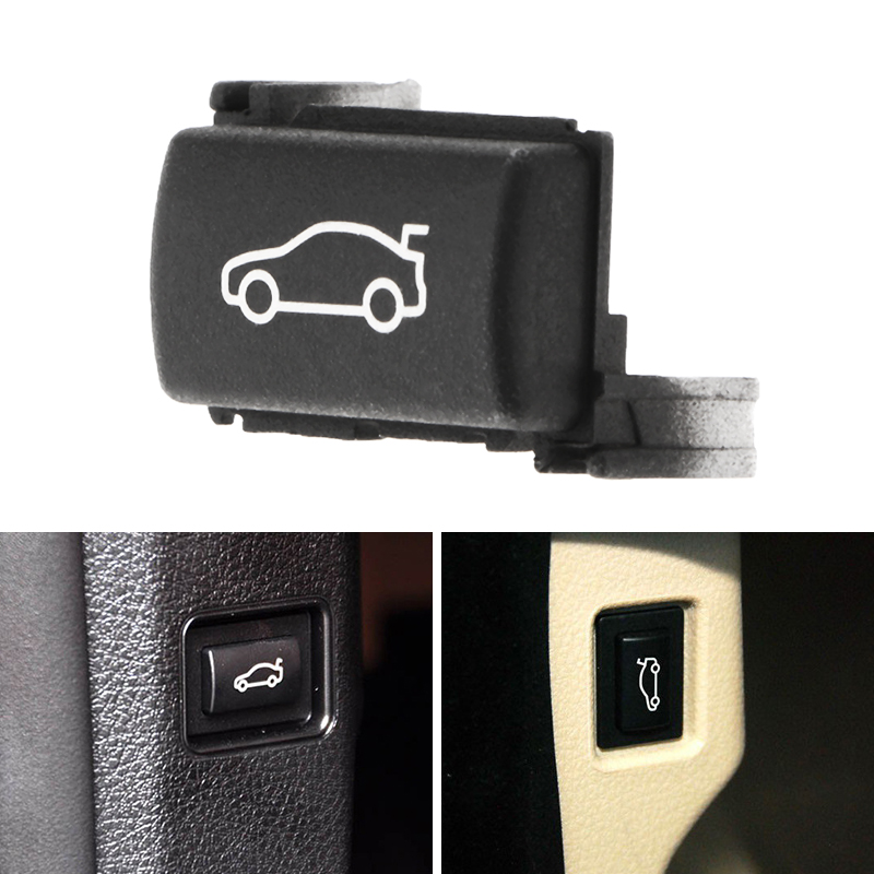 1 Pcs Car Trunk Unlock Release Button For BMW F20 F30 F35 F10 F11 F18 E84 3/5/7 Series OEM 61319200316 Car Accessories 2019 New