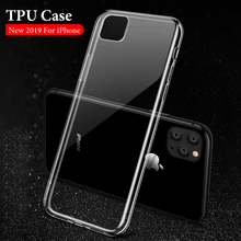 Wyczyść etui na telefon iPhone 7 8 etui TPU iPhone SE 2 2020 XR X etui przezroczyste miękkie tylna pokrywa dla iPhone XS Max 6 6s Plus etui tanie tanio Dabruyne Aneks Skrzynki Transparent Phone Cases Apple iphone ów Iphone 5 Iphone 6 Iphone 6 plus IPHONE 6S Iphone 6 s plus
