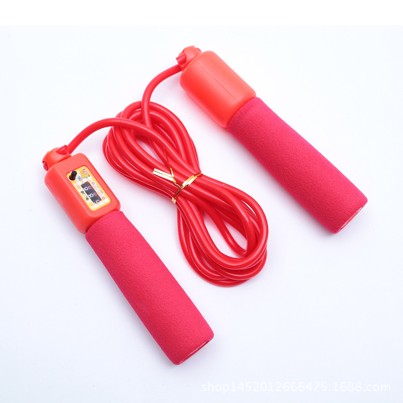 Purcell Wins Count Jump Rope Profession Adult Men And Women Fitness Jump Rope Children Young STUDENT'S Game The Academic Test Fo