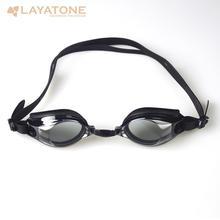 цена на LayaTone Swimming Goggles Adult Silicone Diving Goggles Men Anti Fog Arena Goggles Water Sport Goggles Women