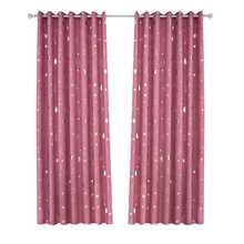 Modern Blackout Curtains For Living Room Bedroom Curtain Kids Window Treatment Home Supplies